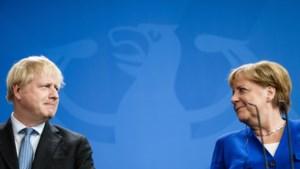 """""""Brexit-akkoord is eigenlijk onmogelijk"""", concluderen Johnson en Merkel na telefoontje"""
