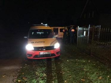 Helikopter en speurhonden ingezet tijdens klopjacht op inbrekers in Zonhoven