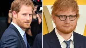 Ed Sheeran en prins Harry publiceren parodie ter ere van Mental Health Day