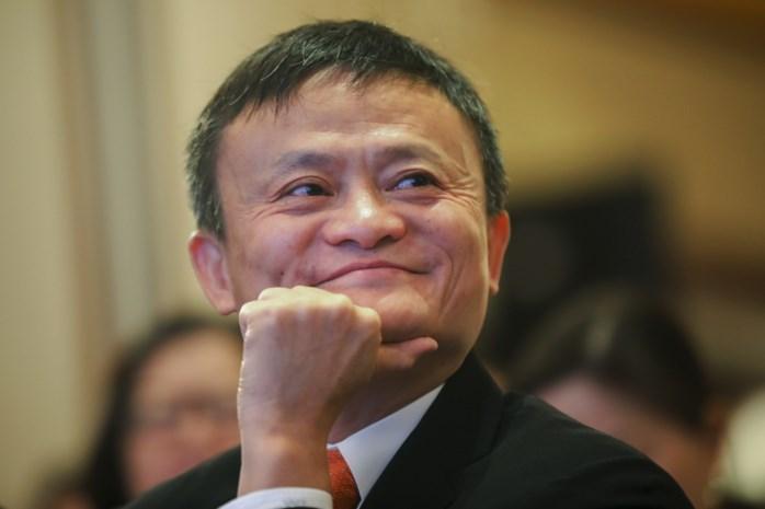 Jack Ma blijft de rijkste Chinees, met een vermogen van 35 miljard euro