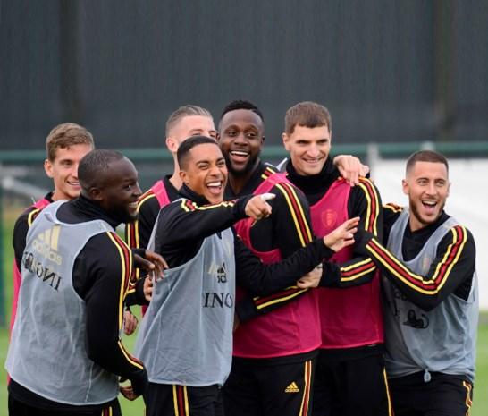 LIVE. Plaatsen Rode Duivels zich als eerste land voor EURO 2020?