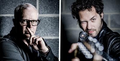 De Limburgers van nieuwe rockzender Willy: Stijn Meuris en Cedric Maes