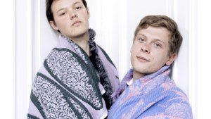 Les Monseigneurs winnen textiel-award van Bokrijk