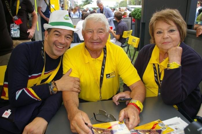 Toestand van wielerlegende Raymond Poulidor zorgwekkend