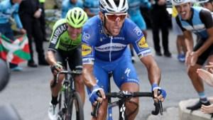 Aan motivatie geen gebrek voor Philippe Gilbert in Ronde van Lombardije, en dan weet concurrentie meteen hoe laat het is