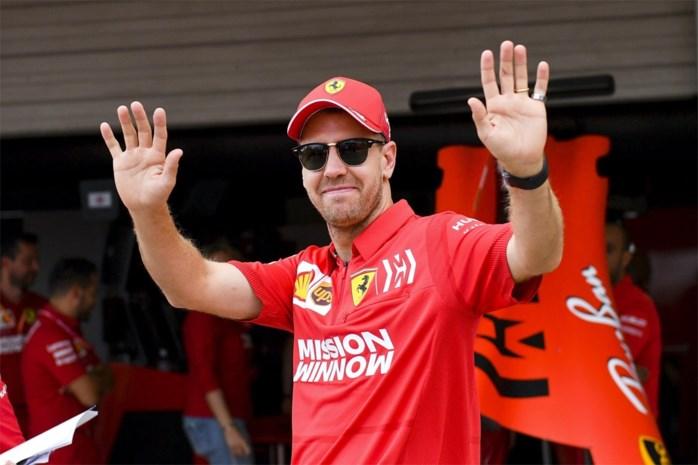 Hoogspanning bij Ferrari: Vettel niet onder indruk na gesprek met teambaas