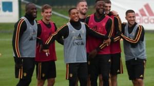 Romelu hoeft niet te reizen: niet alle Duivels moeten na match tegen San Marino mee naar Kazachstan