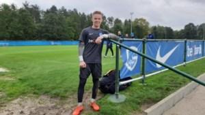 18-jarige Bastiaens in doel bij KRC Genk: