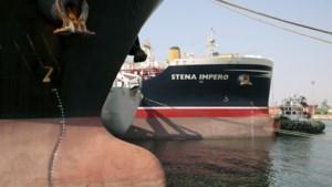 Ontploffing op Iraanse olietanker, vermoedelijk terreuraanslag
