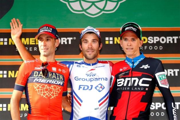 Toppers kleuren affiche van 113e editie Ronde van Lombardije: wie volgt Thibaut Pinot op?