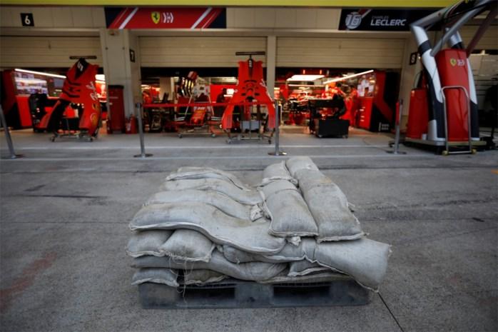 Tyfoongevaar in Suzuka: zaterdag geschrapt, kwalificaties op zondag