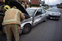 Drie voertuigen betrokken bij ongeval op Meershoven