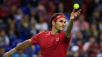 Zowel Federer als Djokovic gewipt in kwartfinales Shanghai