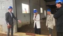 Eerste steen van nieuwe McDonald's in Beringen is gelegd