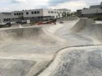 Opening skatepark