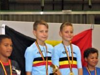 Medailleregen op Belgische kampioenschap cyclobal