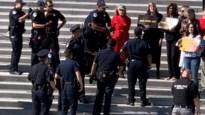 Jane Fonda opgepakt tijdens klimaatactie
