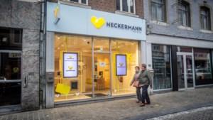 Spaanse Wamos neemt vier van de vijf Limburgse Neckerman-winkels over: Tongers kantoor blijft dicht