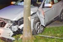Minderjarige zonder rijbewijs knalt met auto van moeder tegen boom in Neeroeteren