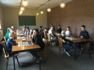 Schaakacademie Neerpelt pakt vijf titels