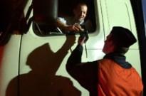 Boete van 1.260 euro en dure taxirit richting huis voor Let met 2 promille alcohol in bloed