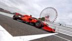 Sebastian Vettel vliegt naar de pole in Japan