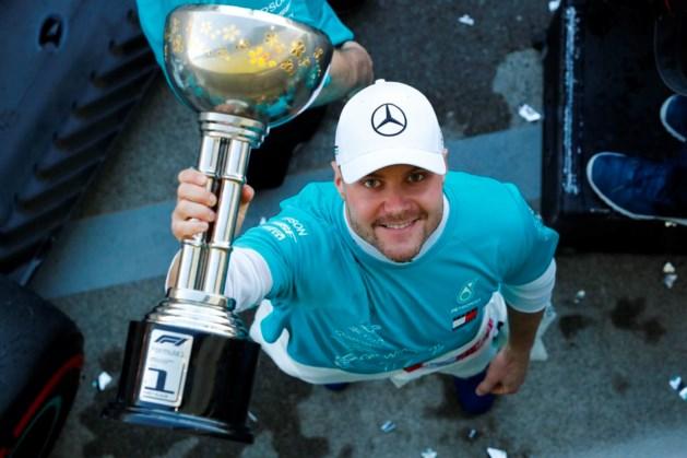 Valtteri Bottas tijdens GP van Japan verkozen tot 'Driver of The Day'