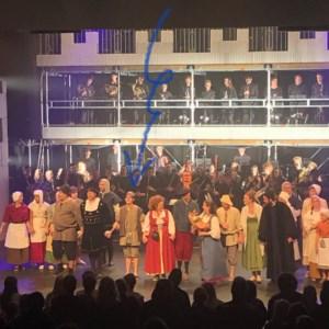 Joaquim van Don Bosco Helchteren in musical
