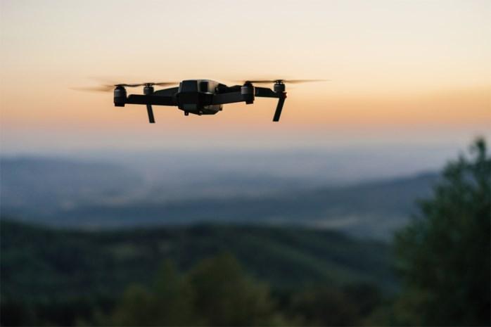 Verdachte drone blijkt bij opnames voor Ketnet te horen
