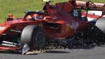 Charles Leclerc krijgt straf voor botsing met Verstappen