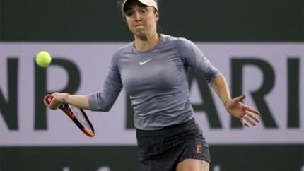Elina Svitolina mag titel WTA-finals verdedigen in het Chinese Shenzhen