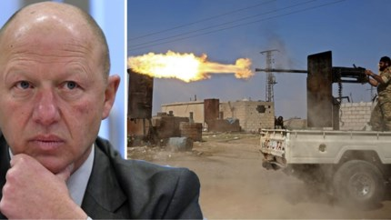 Hans Bonte (SP.A) vraagt bijeenkomst Nationale Veiligheidsraad na Turkse inval in Syrië