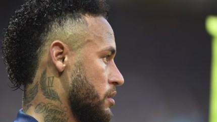 PSG moet Neymar missen tegen Club Brugge