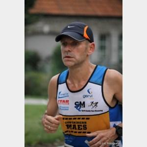 Chris Wouters wordt Belgisch kampioen op de marathon