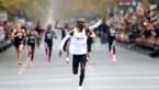 Marathon in absoluut toptempo, met dank aan prof uit Hoeselt