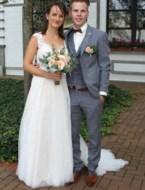 Margo en Kevin in Leopoldsburg