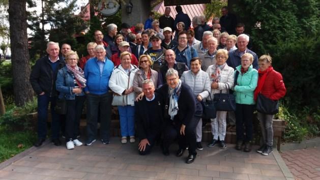 KNSB Oudstrijdersbond op reis naar Polen