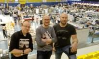 Stripalbum Lommels striptekenaar Bart Proost vertaald en uitgegeven in het buitenland