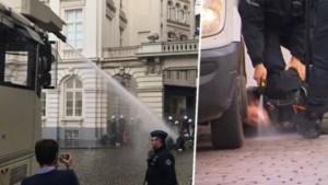 """Betoger lijkt agenten vrij te pleiten: """"Geen pepperspray, wel verzachtend product"""""""