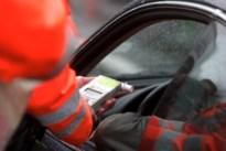 Een rijbewijs ingetrokken bij SLim-controles