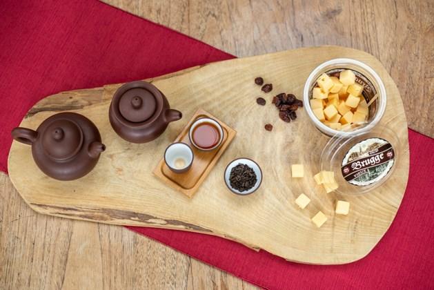 Uitzonderlijke food pairings met Brugge Kaas en thee