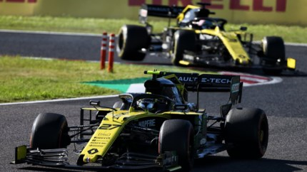 Onderdelen van Renault in beslag genomen