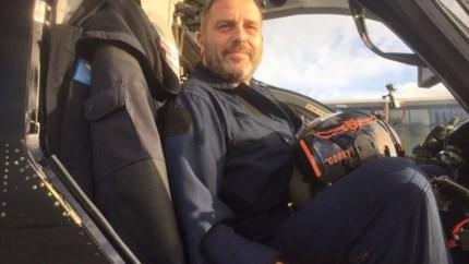 Neeroeterenaar vliegt voor 'De Luchtpolitie'