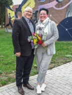 Ann en Robert in Genk