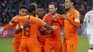 Italië en Polen naar EK, Oranje op koers