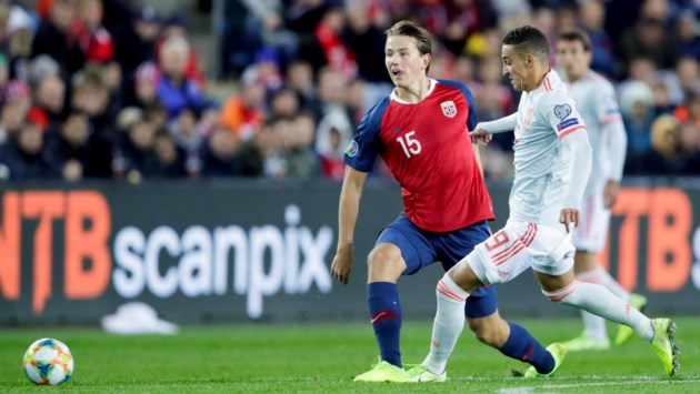 Berge houdt Spanje in bedwang
