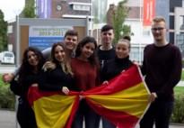 Campus de helix in Valencia met Erasmus+