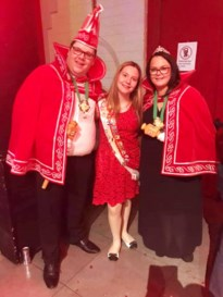 Prins Jonny I en Prinses Yana I zijn het nieuwe Prinsenpaar van Limburg