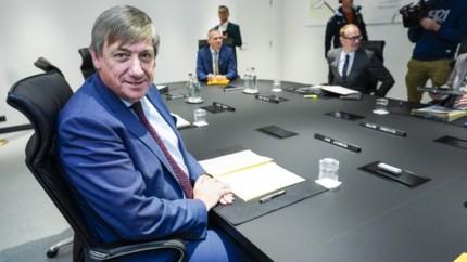 Vlaamse regering vraagt uitstel voor beleidsnota's