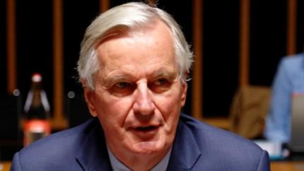 """Hoofdonderhandelaar Barnier: """"Ja, een Brexit-akkoord deze week is nog mogelijk"""""""